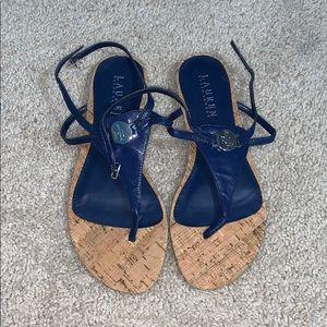 Ralph Lauren sandals 6.5